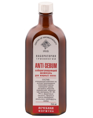 Anti-Sebum, шампунь Ирис, 250 мл.